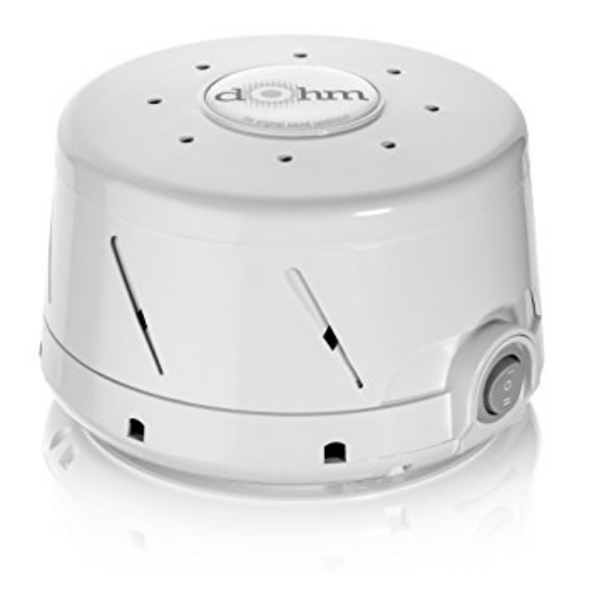 Marpac Dohm for Baby Natural White Noise Machine Sound Therapy for Babies
