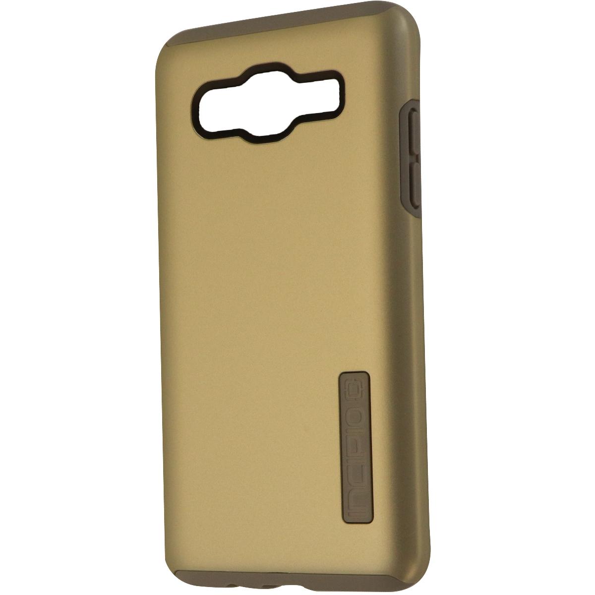 Incipio DualPro Series Dual Layer Case for Samsung Galaxy On5 - Matte Gold/Gray