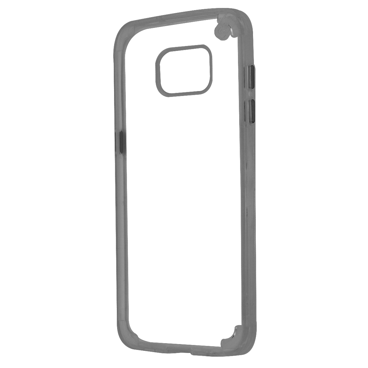 PureGear Slim Shell PRO Protective Case for Samsung Galaxy S7 edge - Clear/Clear
