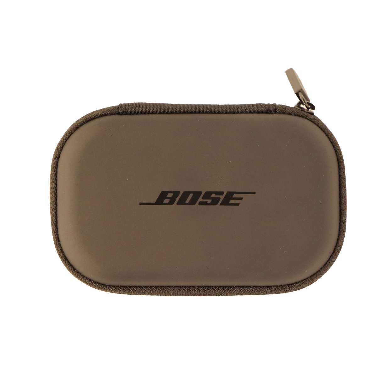 Genuine Bose SoundSport Rechargeable Micro-USB Charging Case w/ Zipper - Black