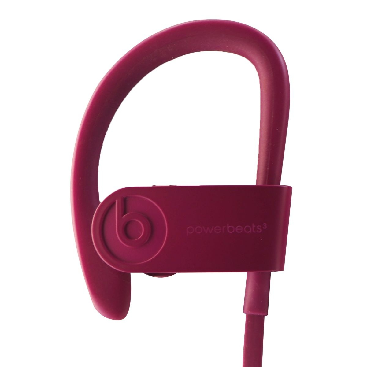 5e3b70f00f0 Home Headphones Beats Powerbeats3 Series Wireless Ear-Hook Headphones -  Brick Red (MPXP2LL/A). Moving Fast! prev