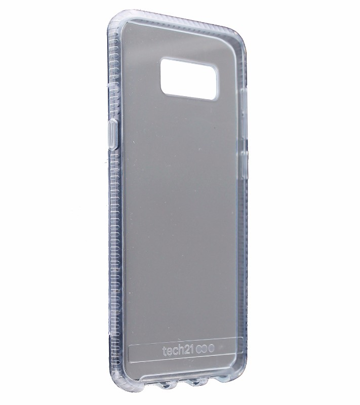 Tech21 Pure Clear Protective Case Cover For Samsung Galaxy S8+ - Clear
