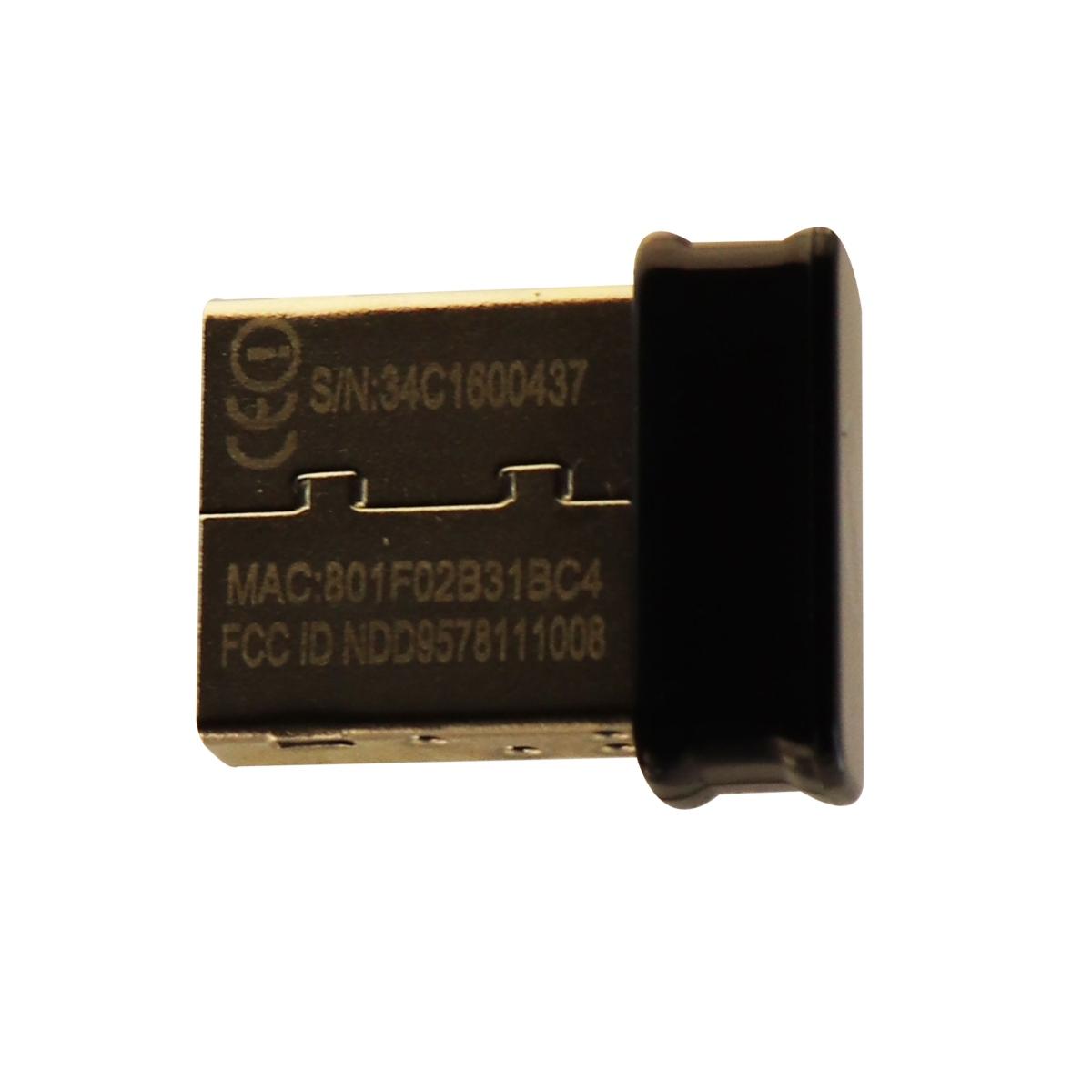 Intellinet  525336 150N Wireless Nano USB Adapter Supports Hi-Speed USB 2.0/1.1