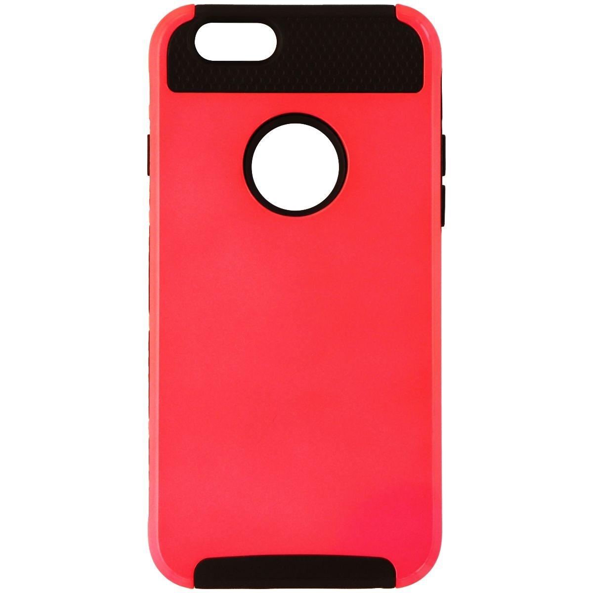 Nimbus9 Series Dual Layer Grip Case for Apple iPhone 6s / 6 - Pink/Black