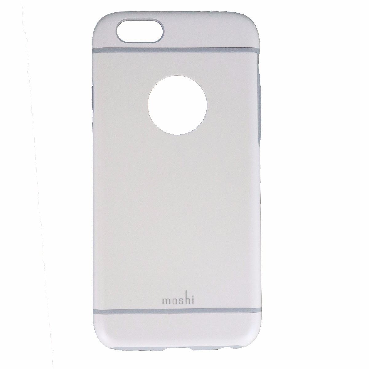Moshi iGlaze Ultra Slim Protective Case Cover for iPhone 6s 6 Case - White