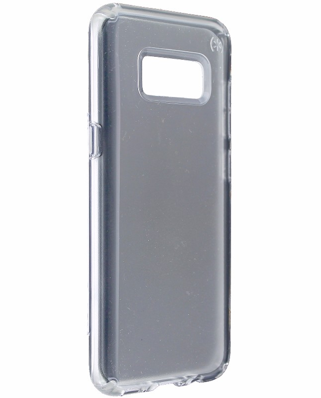 Speck Presidio Clear Protective Case Cover for Samsung Galaxy S8 - Clear