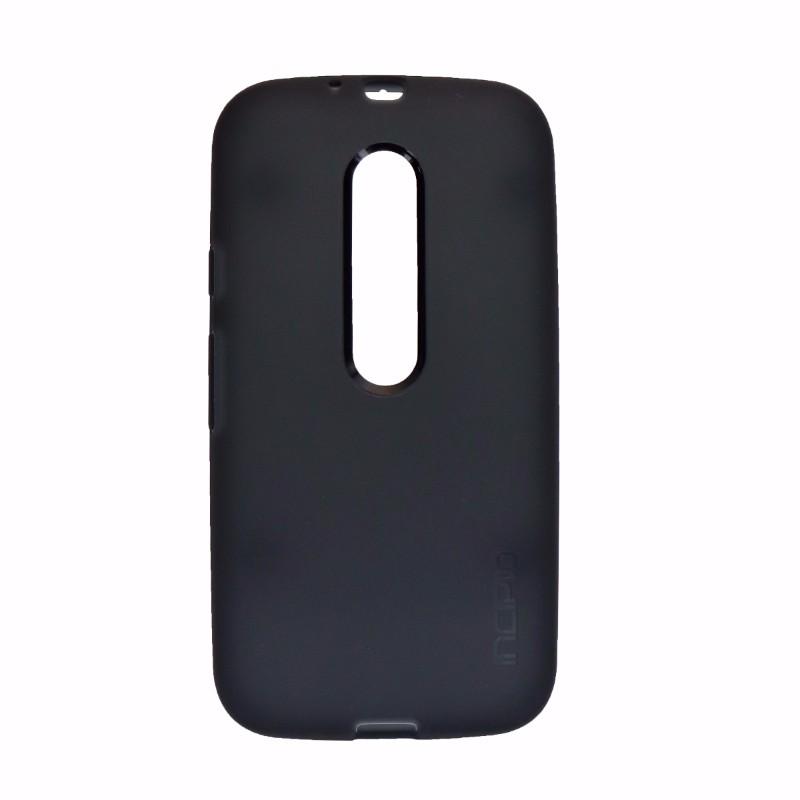 Incipio NGP Series Protective Case Cover for Motorola Moto G 3rd Gen - Black