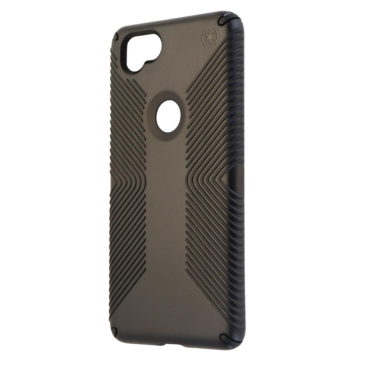 Speck Presidio Grip Series Slim Hard Case Cover for Google Pixel 2 - Black