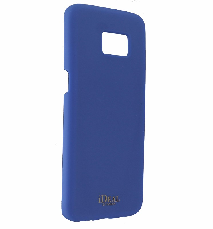 iDeal of Sweden Slim Hardshell Case Cover for Samsung Galaxy S7 Edge -Matte Blue