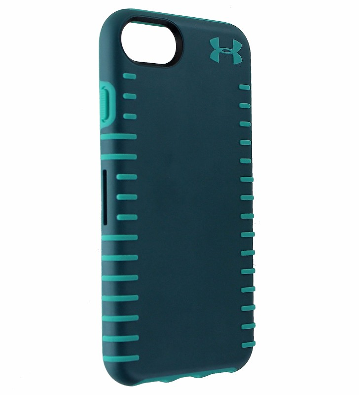 Under Armour Grip Series Hybrid Case Cover for iPhone 8/7/6s - Tourmaline Teal