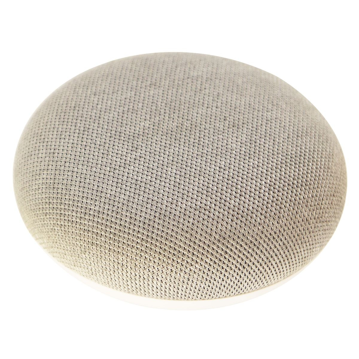 Official Google Home Mini Smart Voice Activated Media Speaker - Chalk Gray
