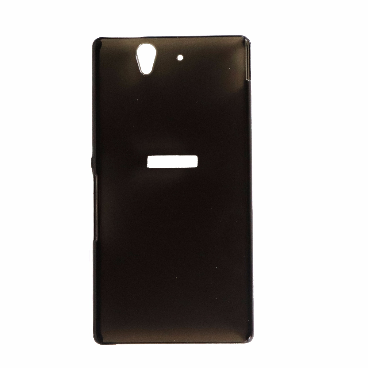 SwitchEasy NUDE Series Slim Case Cover for Sony Xperia Z - Gloss Black