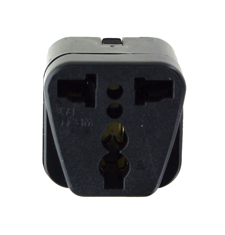 Electricity Travel Adapter Type I (i) Ungrounded CHINA AUS NEW ZEALAND ARGENTINA