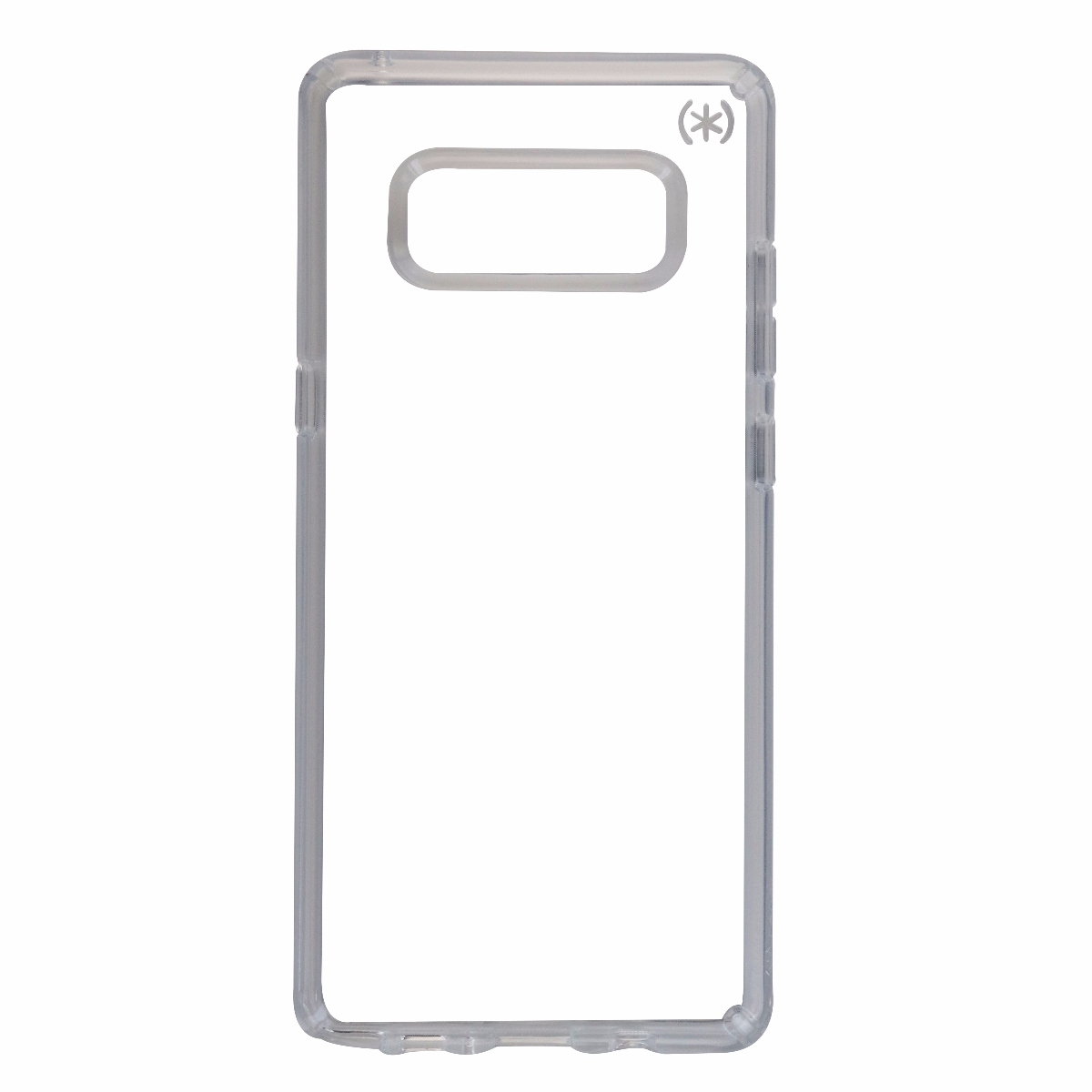 Speck Presidio Clear Series Hard Case Cover for Samsung Galaxy Note 8 - Clear