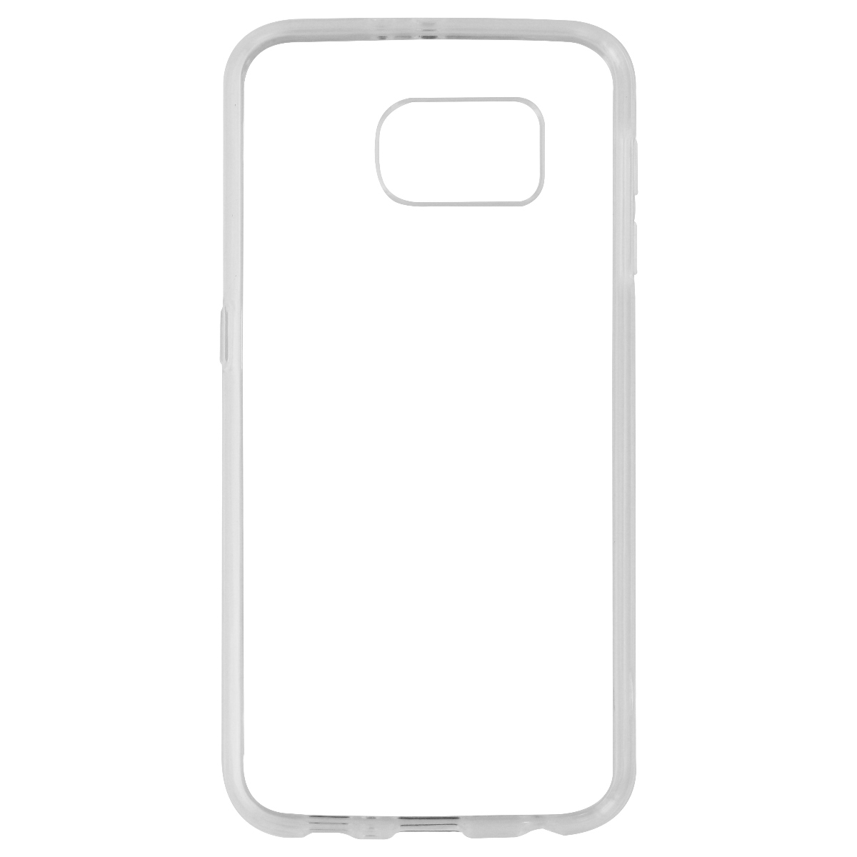 Insignia Soft Shell Case Protective Cover for Samsung Galaxy S6 - Clear