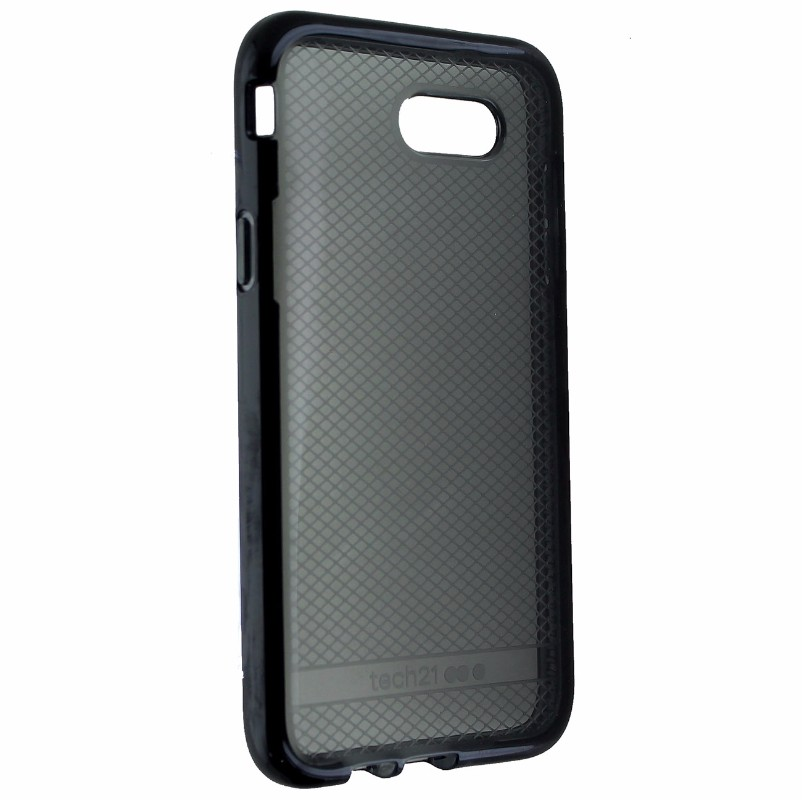 Tech21 Evo Check Flexible Gel Case for Samsung Galaxy J7 and J7 V (2017) - Black
