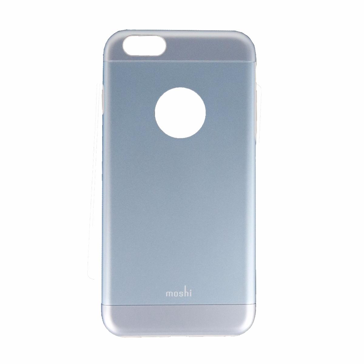 Moshi iGlaze Ultra Slim Protective Case Cover for iPhone 6 Plus/6s Plus - Blue