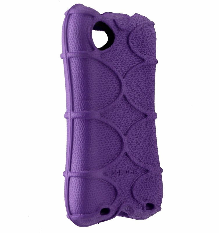 M-Edge SuperShell Protective Case Cover for iPhone 4S 4 - Purple