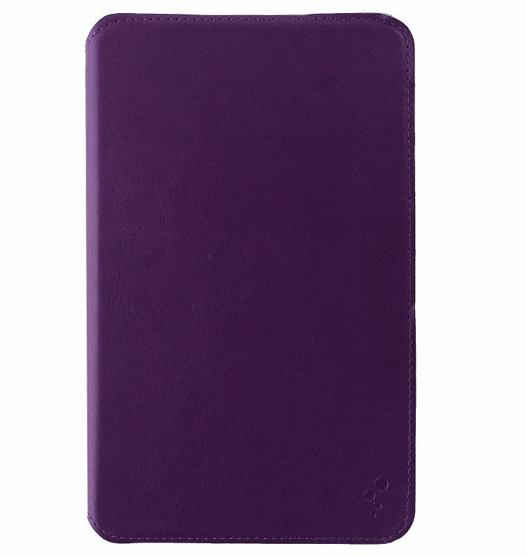M-Edge Slim Series Folio Case Cover for Google Nexus 7 Tablets - Purple