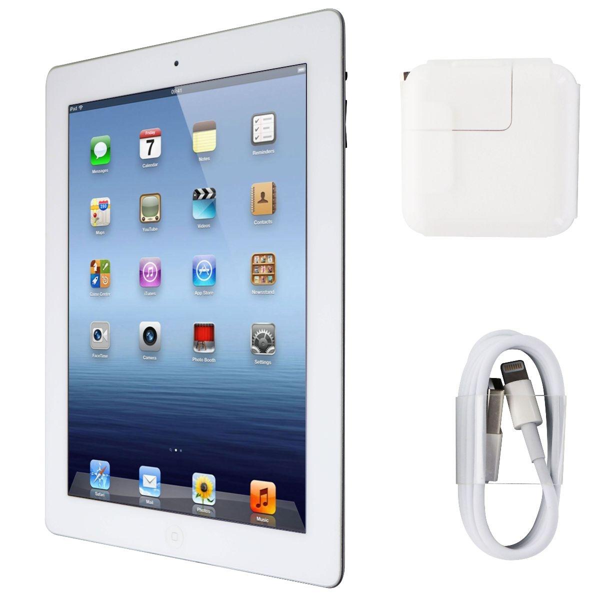 Apple iPad 9.7 (4th Gen) Tablet A1460 (Wi-Fi + Verizon) - 16GB / White