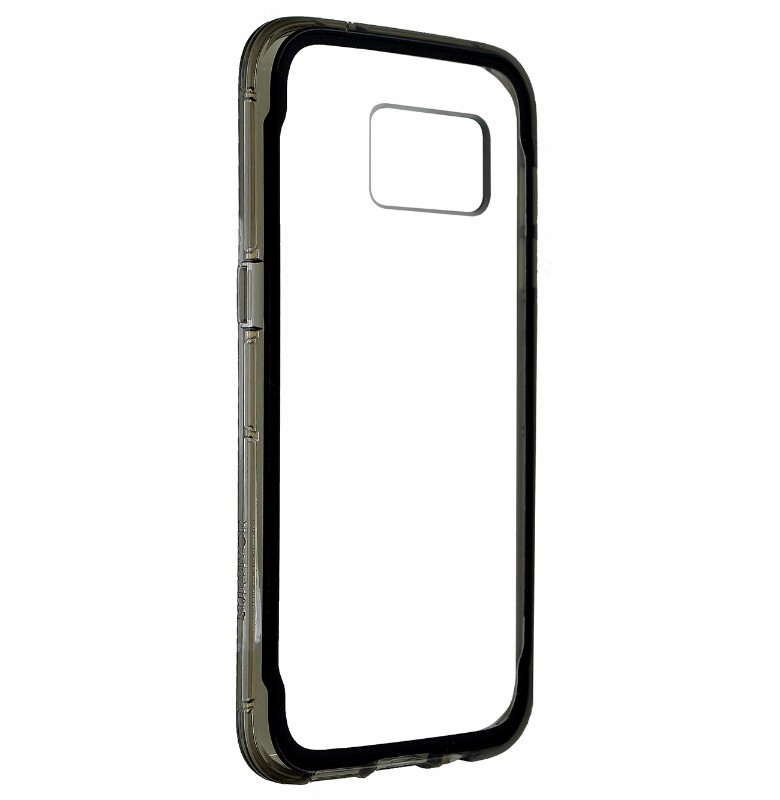 Griffin Survivor Clear Series Case Cover for Galaxy S7 Edge - Clear / Black