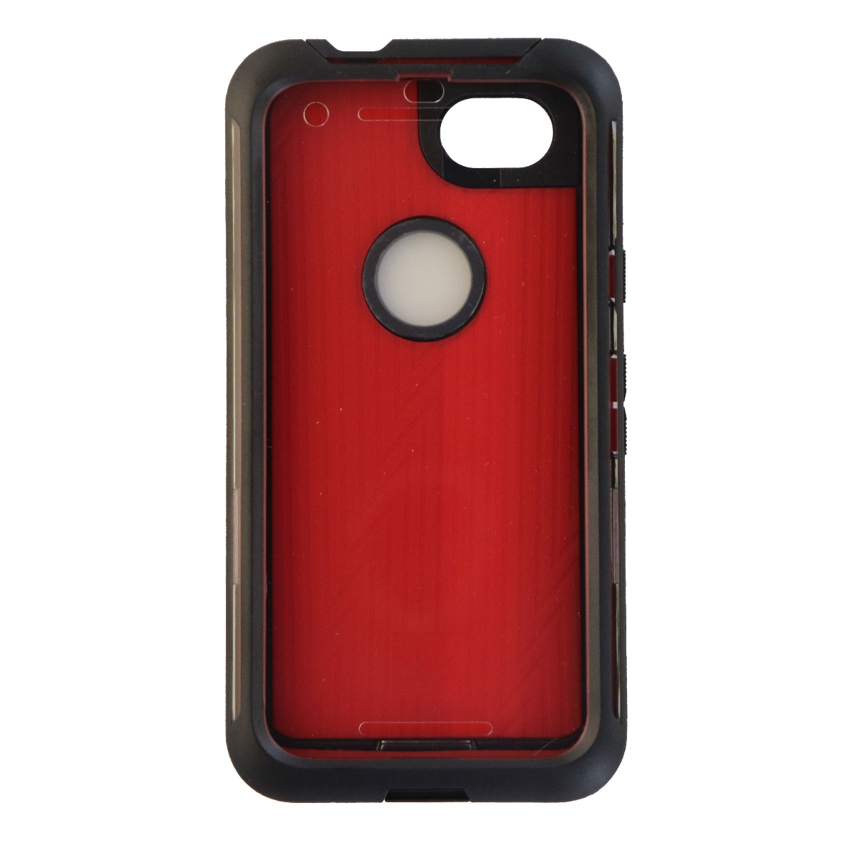 Under Armour Ultimate Series Hard Protection Case for Google Pixel 2 - Black/Red