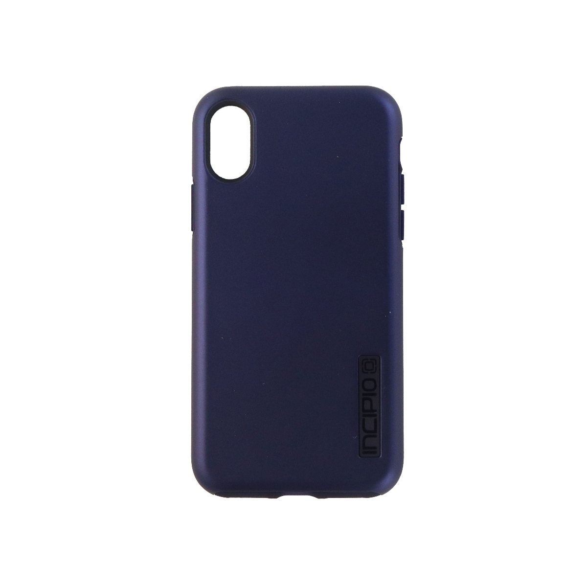 Incipio Dual Pro Dual Layer Protective Case Cover for iPhone X 10 - Navy Blue