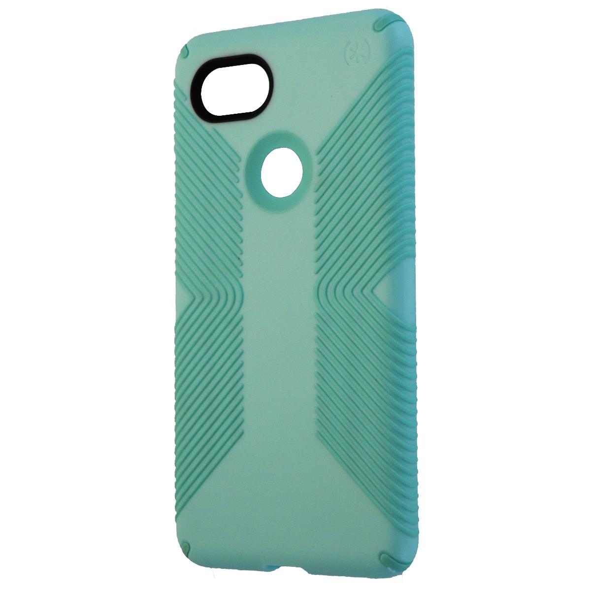 Speck Presidio Grip Series Hybrid Hard Case Cover for Google Pixel 2 XL - Teal