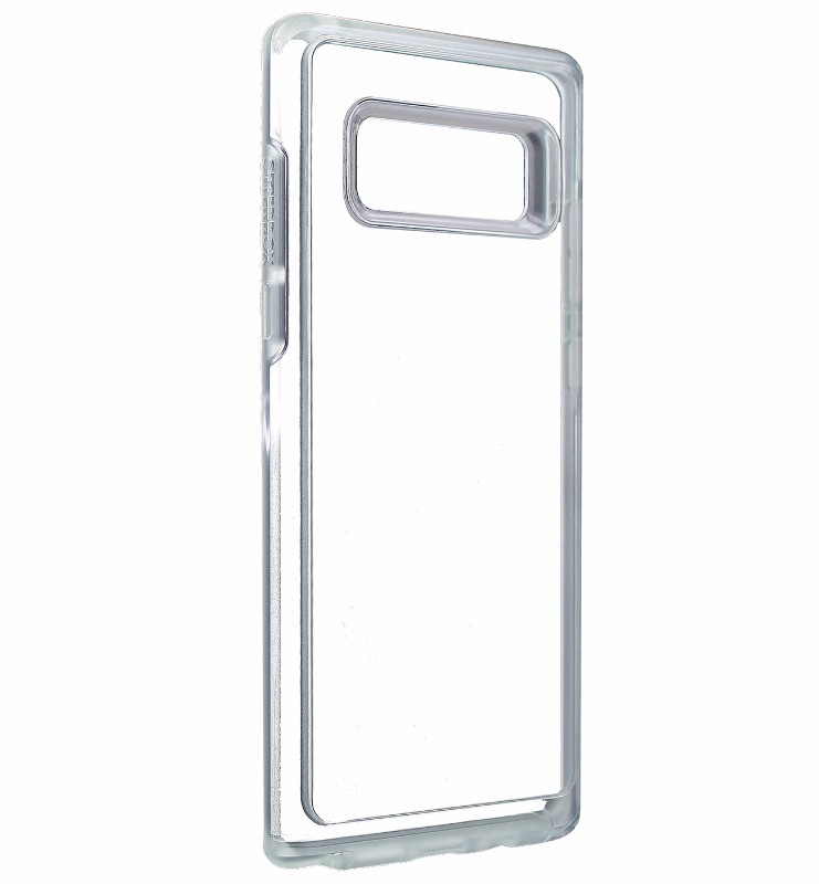 OtterBox Symmetry Series Hybrid Case Cover for Samsung Galaxy Note 8 - Clear