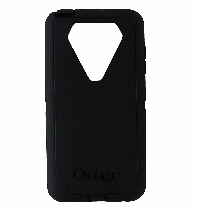 OtterBox Replacement Rubber Exterior Shell for LG G6 Defender Cases - Black