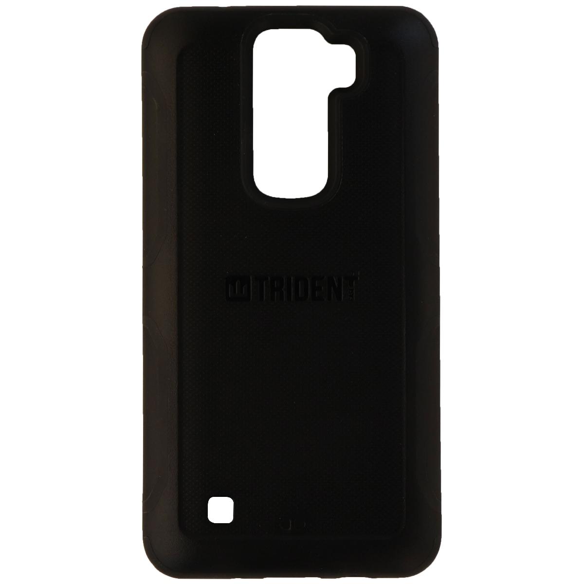 Trident Aegis Series Protective Case Cover for LG K8 / K8 V - Black
