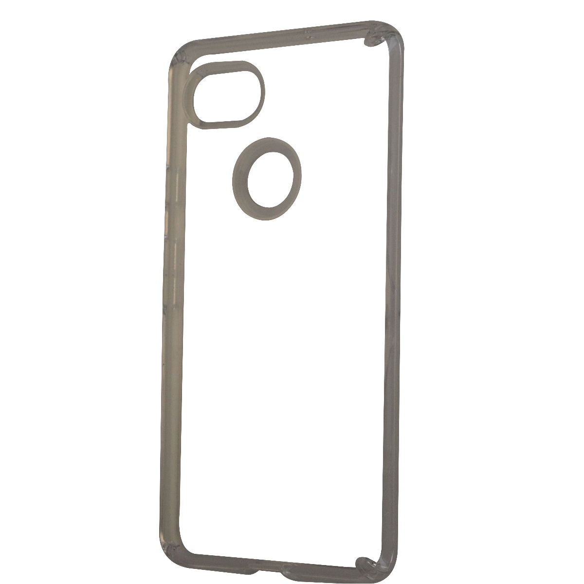 Speck Presidio Clear Series Hard Case Cover for Google Pixel 2 XL - Clear