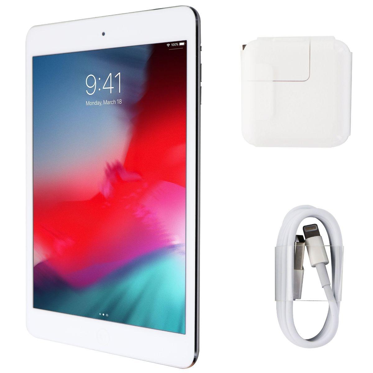 Apple iPad Mini 2 (Wi-Fi Only) A1489 - 32GB/Silver (ME280LL/A)