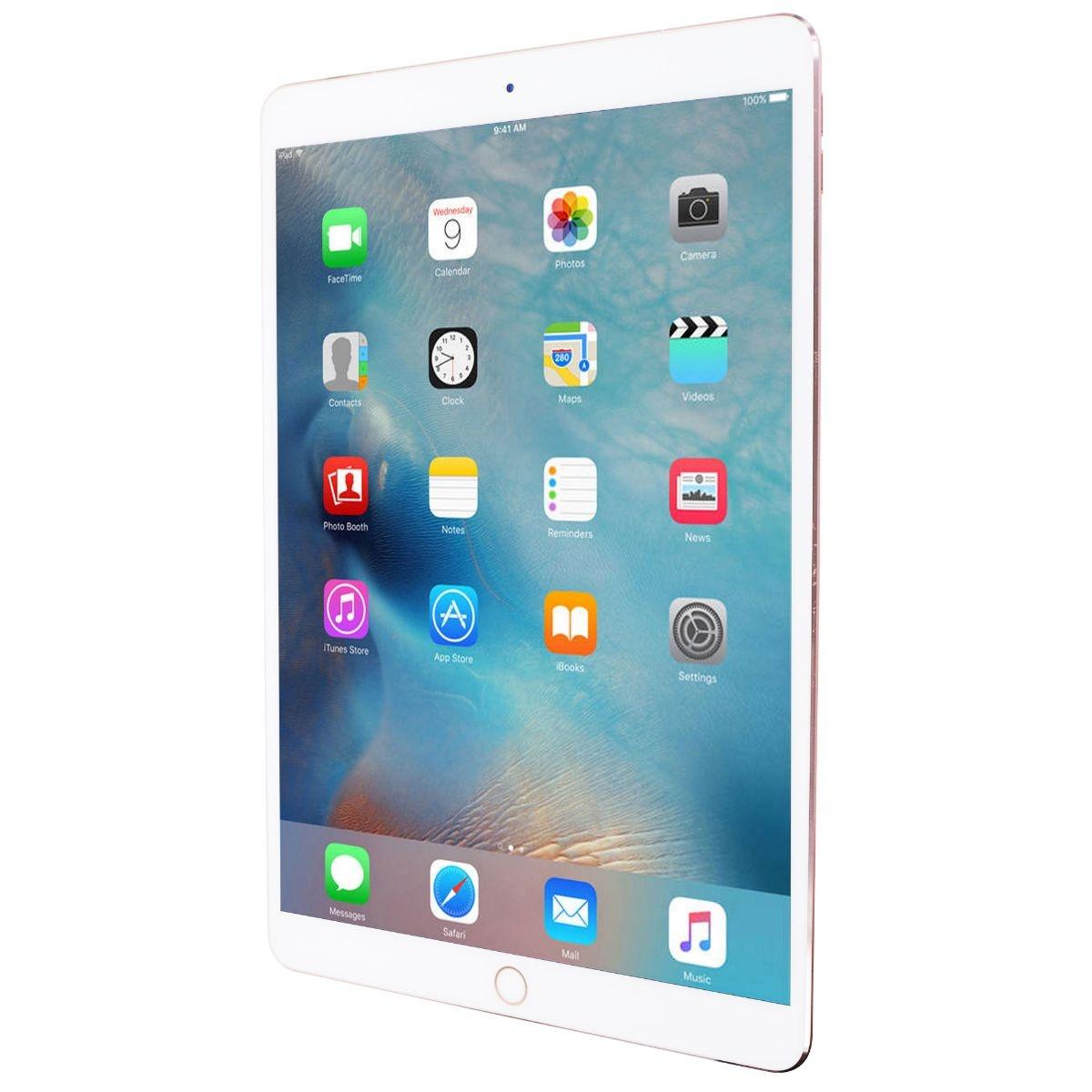Apple iPad Pro 10.5 (A1709) GSM Unlocked + Verizon - 256GB/Rose Gold (MPHK2LL/A)