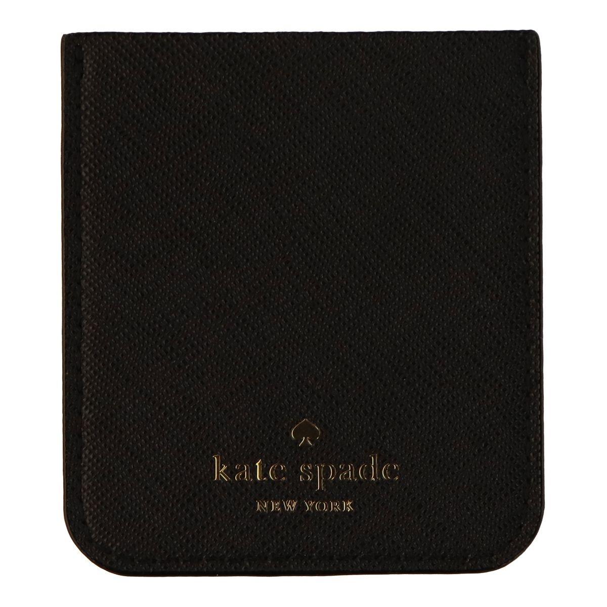 Kate Spade New York Sticker Pocket for Smartphones - Black