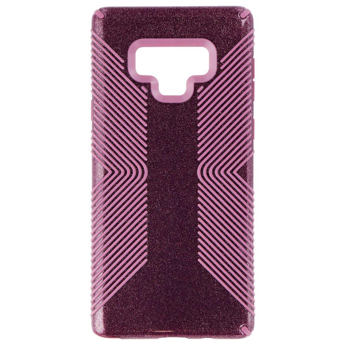 Speck  Presidio Grip + Glitter Case for Samsung Galaxy Note9 - Starlit Purple
