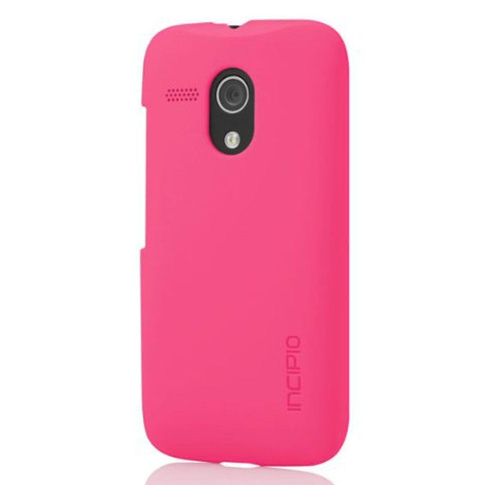 Incipio Feather Series Slim Shell Hard Case for Motorola Moto G - Pink