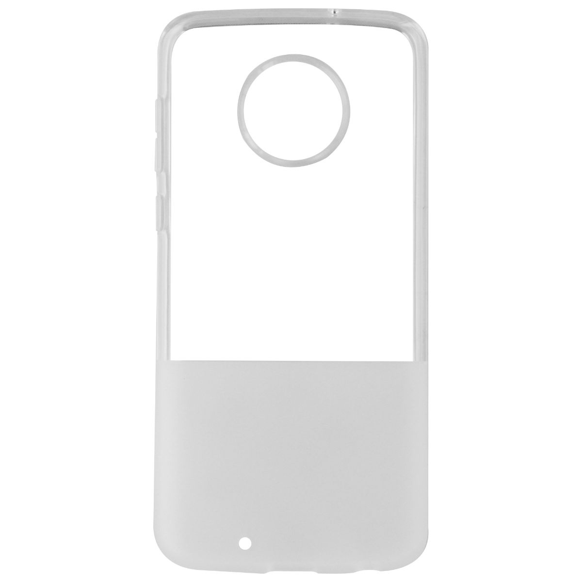 Incipio NGP Series Case for Motorola Moto G6 - Transparent Clear / Frosted