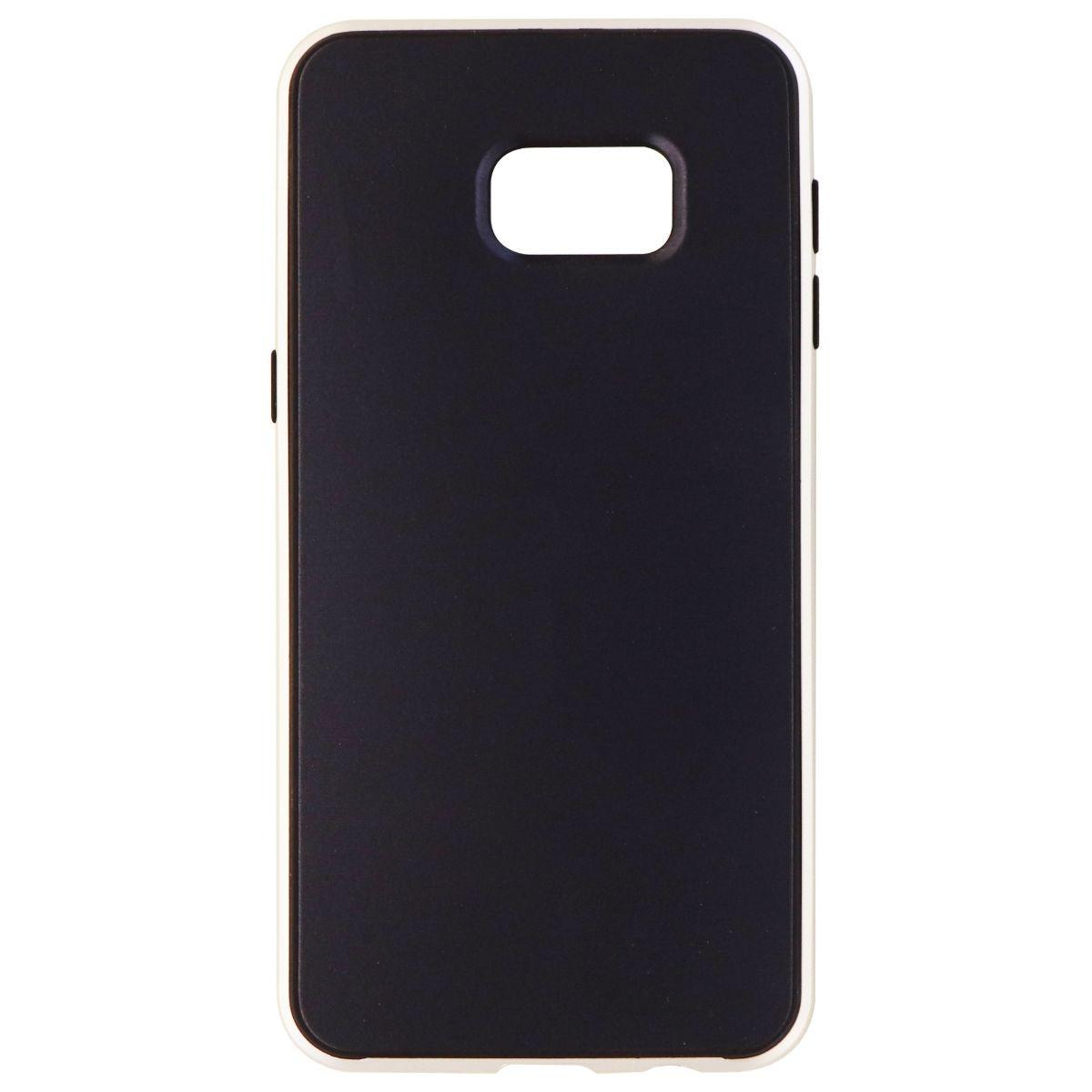 Verizon Cover Case for Samsung Galaxy S6 Edge+ (Plus) - Blue / Silver