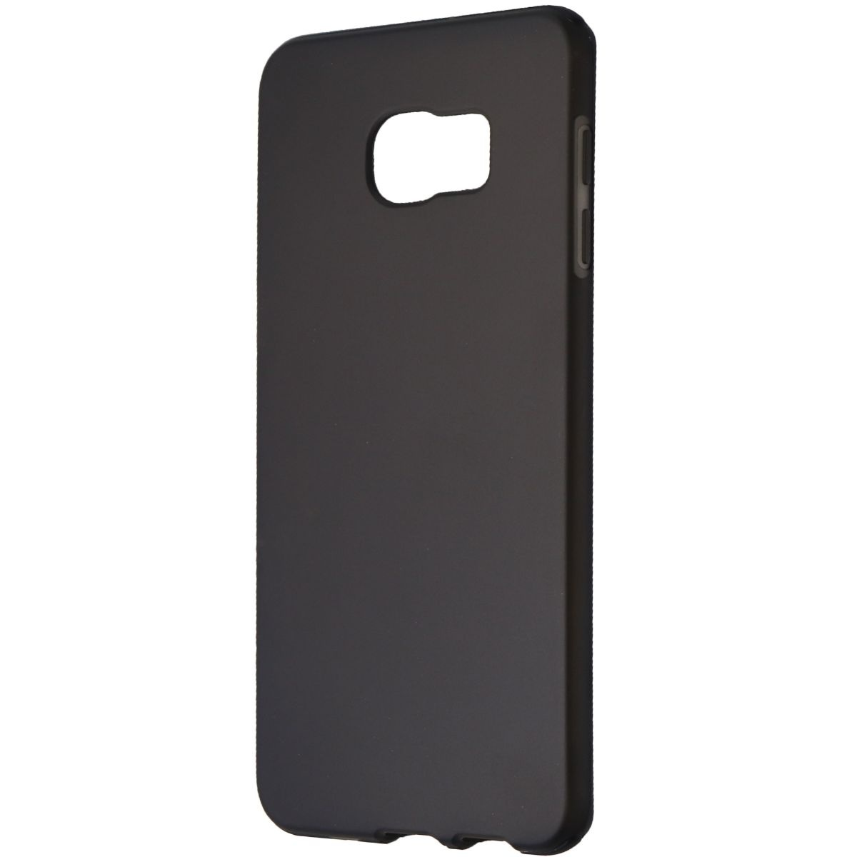 Verizon Silicone Cover Protective Case for Samsung Galaxy S6 Edge+ (Plus)- Black