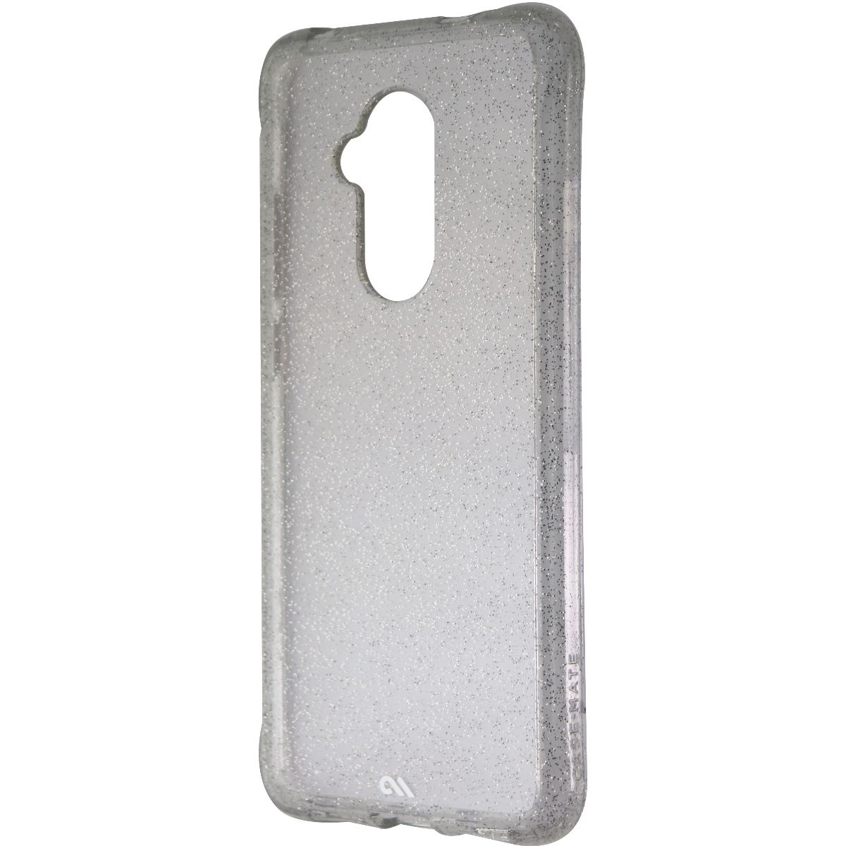 Case-Mate Sheer Crystal Case for T-Mobile Revvl 2 Plus - Clear/Silver Glitter