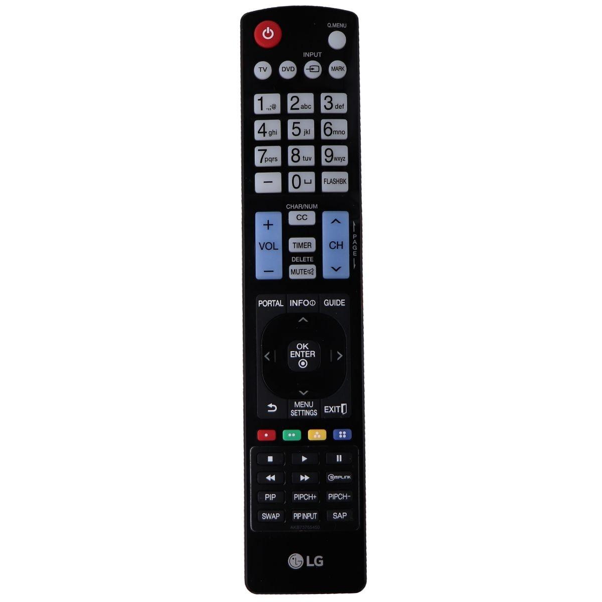 OEM Remote - LG AKB73755450 for Select LG TVs
