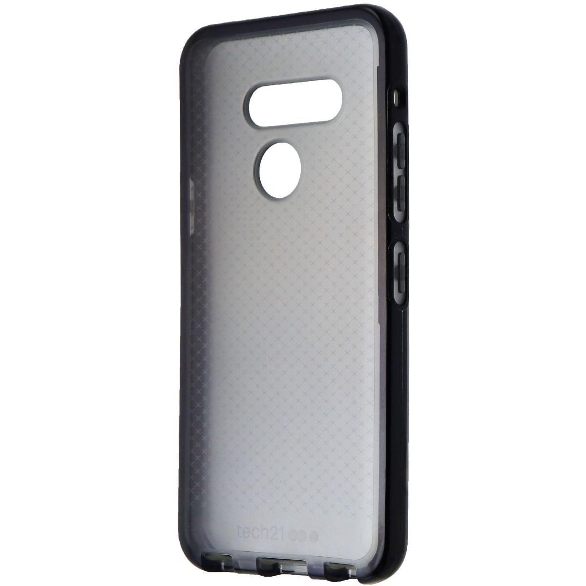 Tech21 Evo Check Series Case for LG G8 ThinQ - Smokey Black