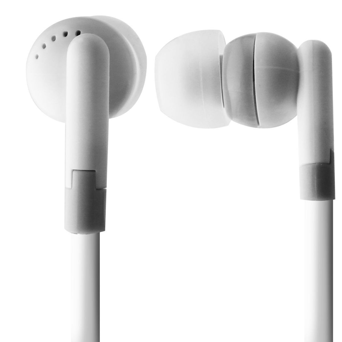 Xtreme Audio XEB9-0103-WHT Earbuds with Microphone (3.5mm Wired) - White