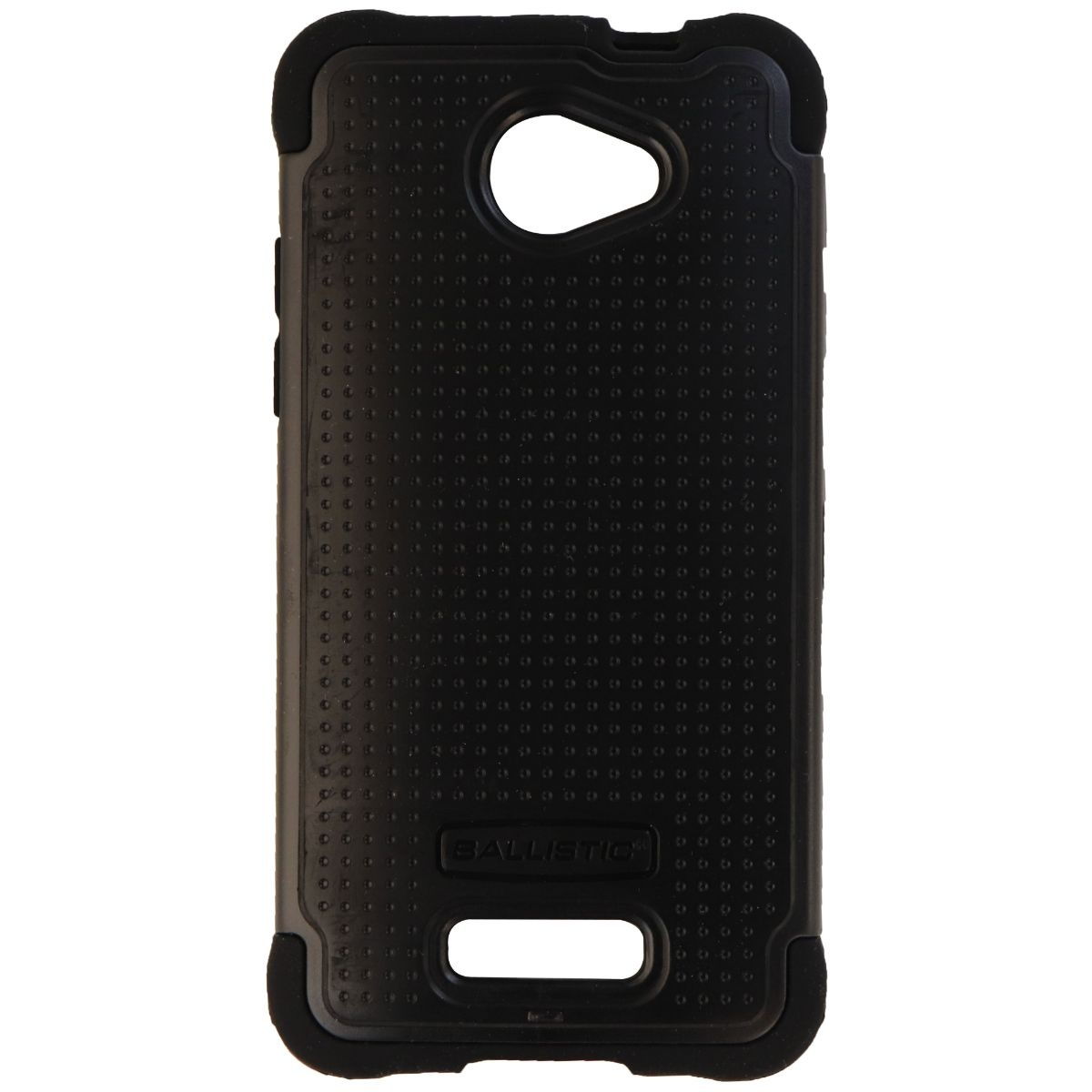 Ballistic Shell Gel Series Dual Layer Case for HTC Droid DNA - Black