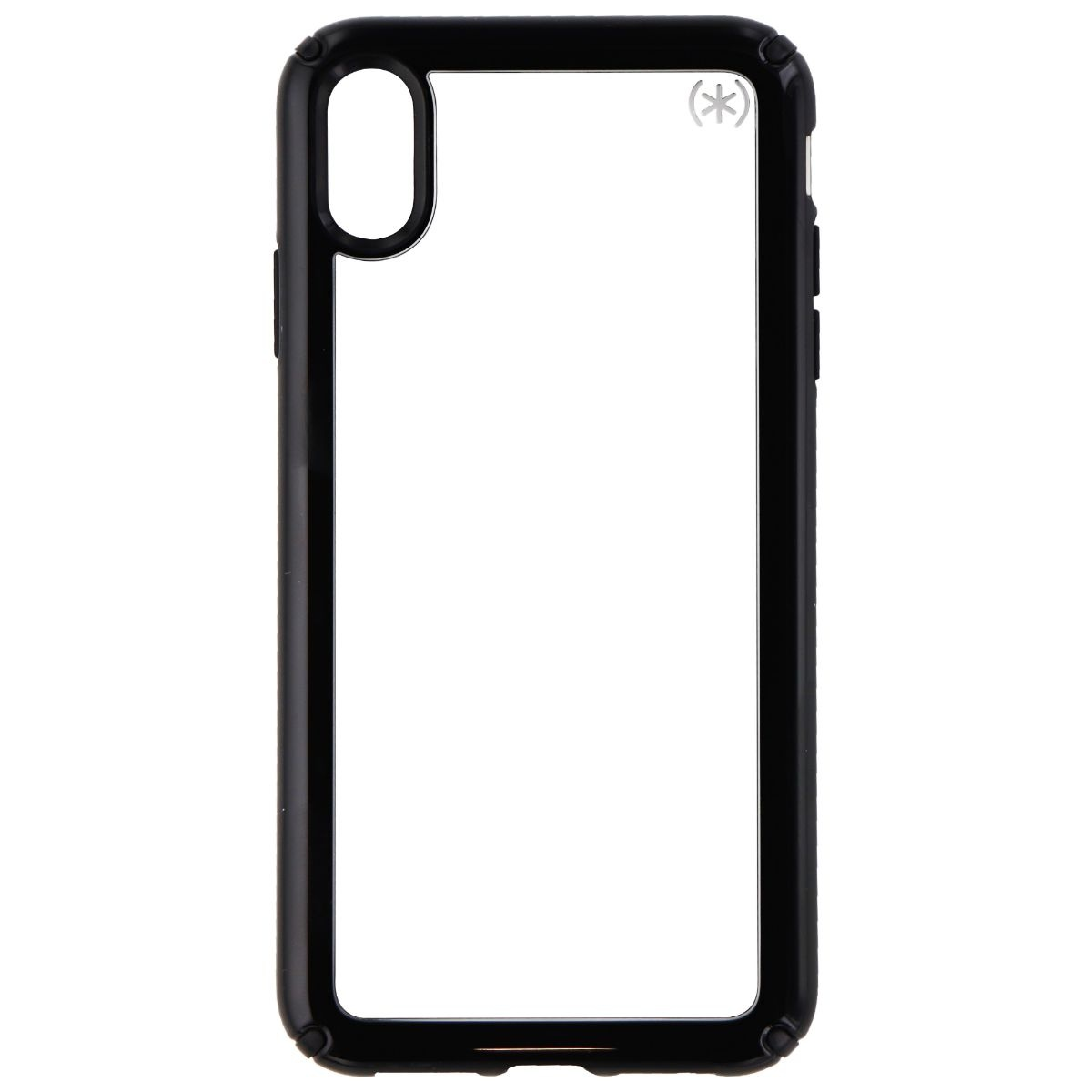 Speck Presidio Show Series Case for Apple iPhone XS Max - Clear/Black