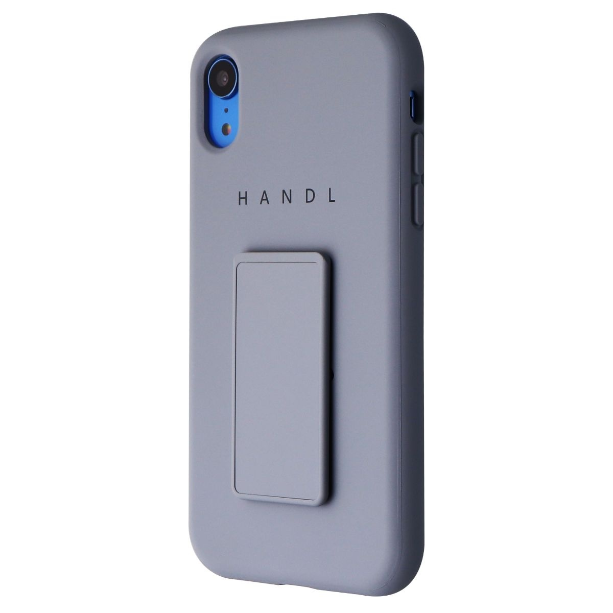 HANDL Soft Touch Case for Apple iPhone XR - Matte Gray