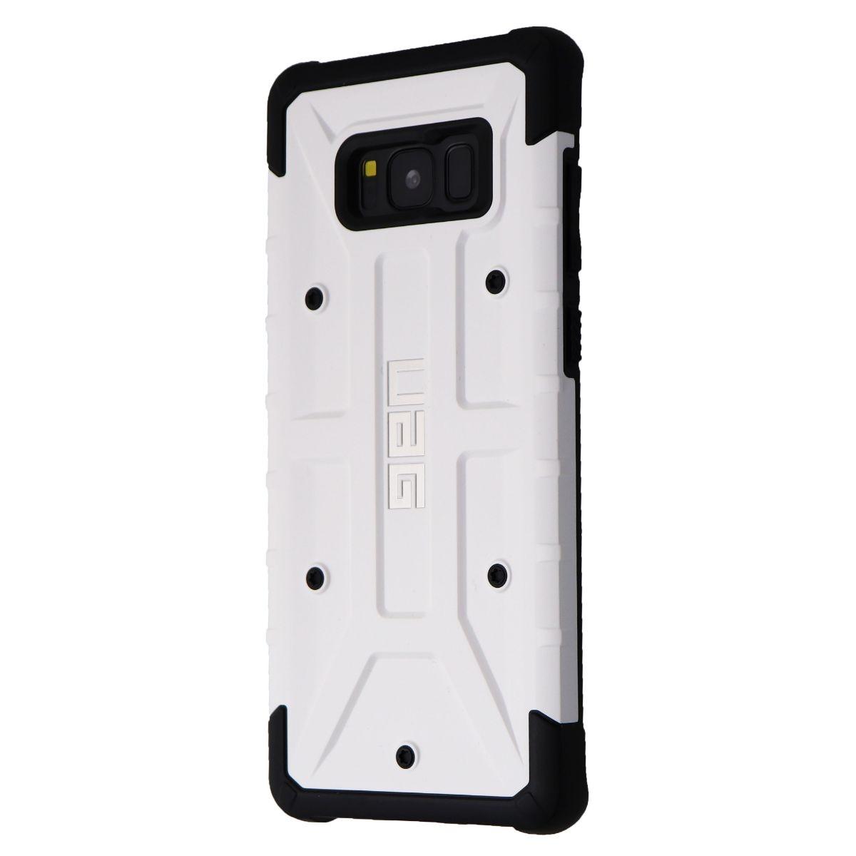 Urban Armor Gear Pathfinder Series Case for Samsung Galaxy S8+ - White