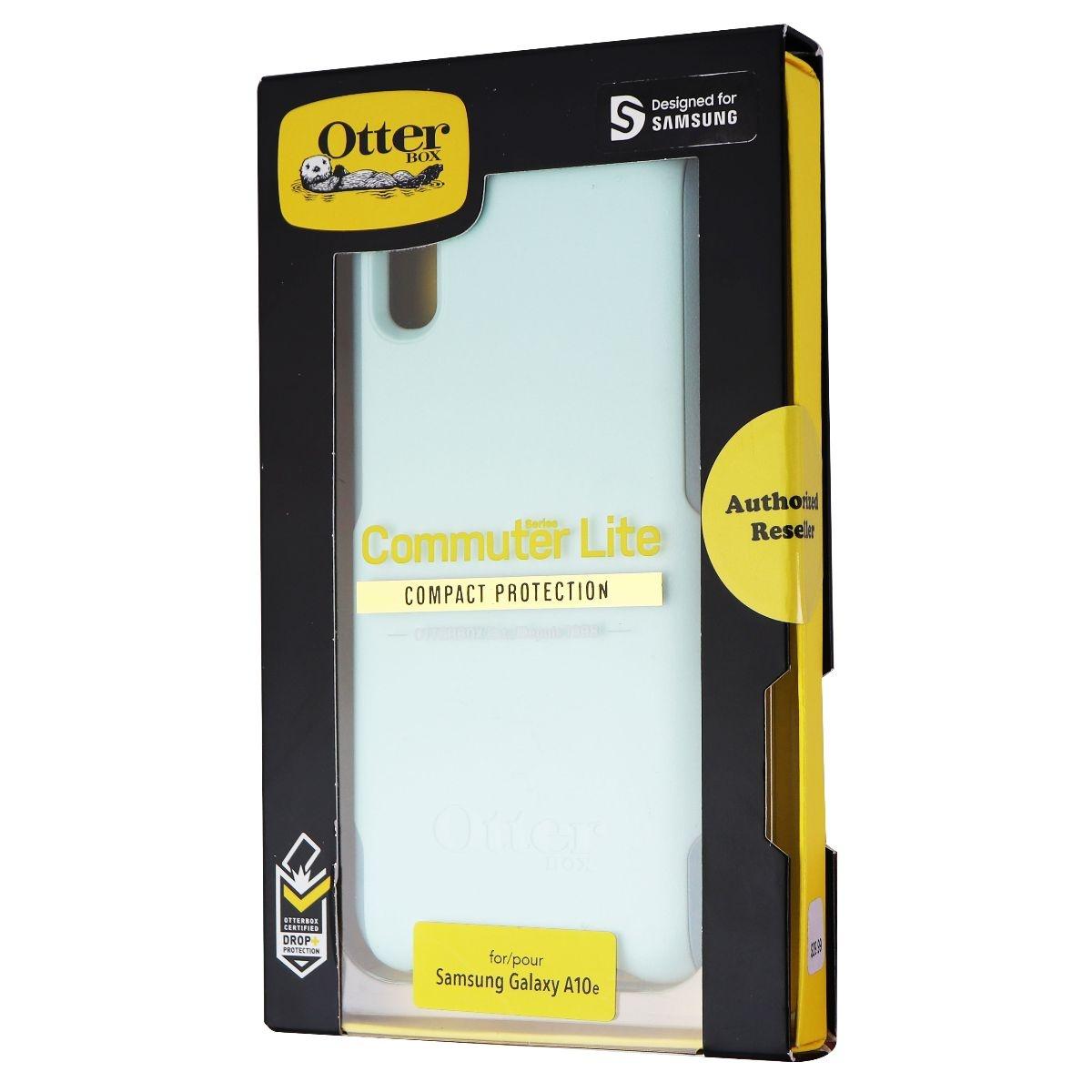 OtterBox Commuter Lite Case for Samsung Galaxy A10e - Ocean Way Light Blue