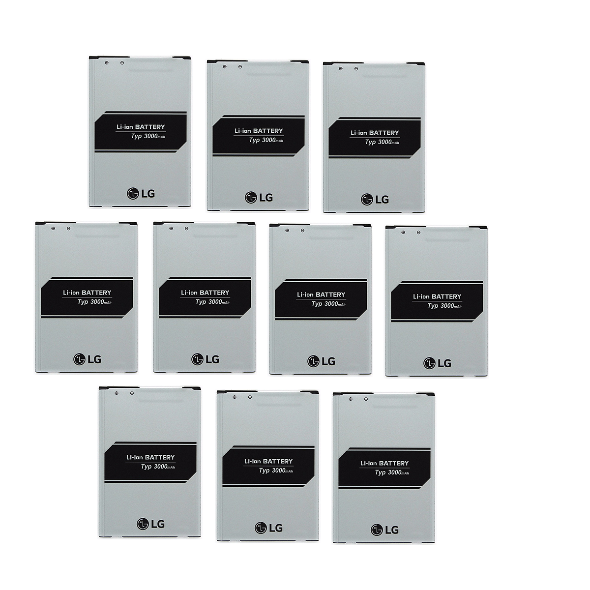 KIT 10x LG BL-51YF 2900 mAh Replacement Battery for LG G4